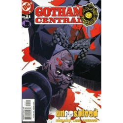 Gotham Central  Issue 21
