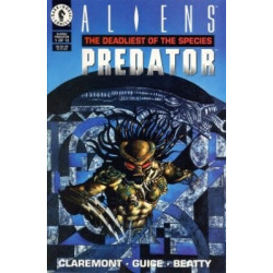 Aliens / Predator: The Deadliest of the Species  Issue 1