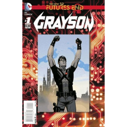Grayson: Futures End One-Shot Issue 1