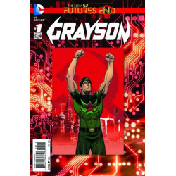 Grayson: Futures End One-Shot Issue 1b