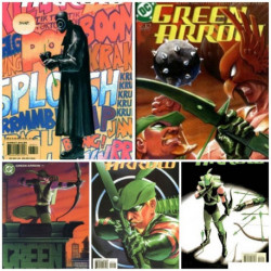 """Green Arrow Vol. 2 - Collection 2 - """"The Sounds of Violence"""""""
