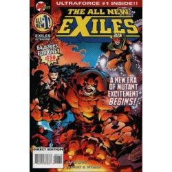 All New Exiles  Issue 1