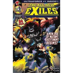 All New Exiles  Issue 1b
