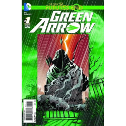 Green Arrow: Futures End One-Shot Issue 1b