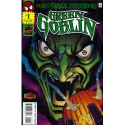 Green Goblin  Issue 1