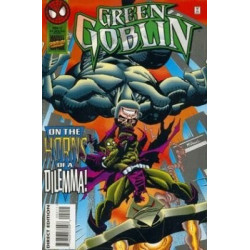 Green Goblin  Issue 2