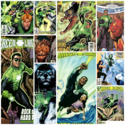 Green Lantern Collection Vol. 3 Issues 150-159