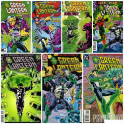 Green Lantern Collection Vol. 3 Issues 52-57 plus 0