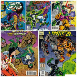 Green Lantern Collection Vol. 3 Issues 58-62