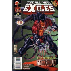 All New Exiles  Issue 2