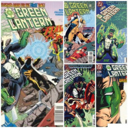 Green Lantern Collection Vol. 3 Issues 66-70