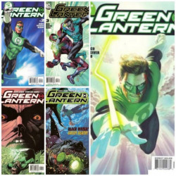 Green Lantern Collection Vol. 4 Issues 1-5