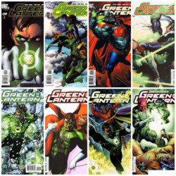 Green Lantern Collection Vol. 4 Issues 10-17