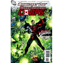 Green Lantern Corps Vol. 2 Issue 50