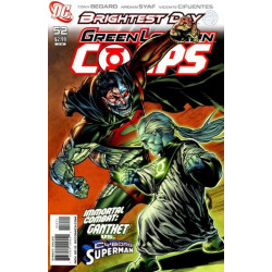 Green Lantern Corps Vol. 2 Issue 52