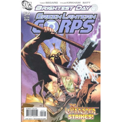 Green Lantern Corps Vol. 2 Issue 54b