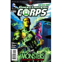 Green Lantern Corps Vol. 3 Issue 21
