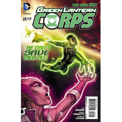Green Lantern Corps Vol. 3 Issue 23