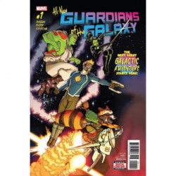 All New Guardians of the Galaxy Issue 1