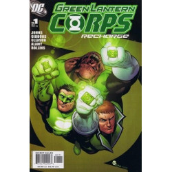 Green Lantern Corps: Recharge  Issue 1