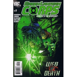 Green Lantern Corps: Recharge  Issue 2