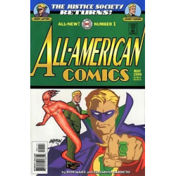 All-American Comics One-Shot Issue 1