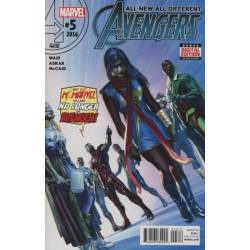All-New All-Different Avengers Issue 5d