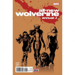 All-New Wolverine Issue Annual 1