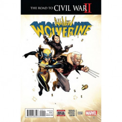 All-New Wolverine Vol. 1 Issue 09