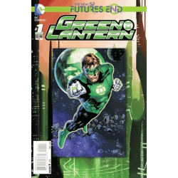 Green Lantern: Futures End One-Shot Issue 1