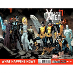 All-New X-Men Vol. 1 Issue 01