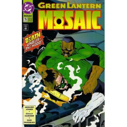 Green Lantern: Mosaic  Issue 15
