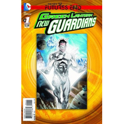Green Lantern: New Guardians - Futures End One-Shot Issue 1
