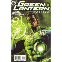 Green Lantern: Rebirth  Issue 1b