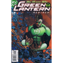 Green Lantern: Rebirth  Issue 2