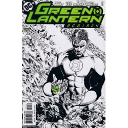 Green Lantern: Rebirth  Issue 2b
