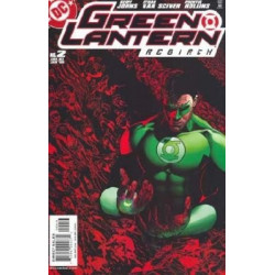 Green Lantern: Rebirth  Issue 2c