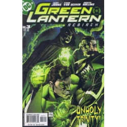 Green Lantern: Rebirth  Issue 3