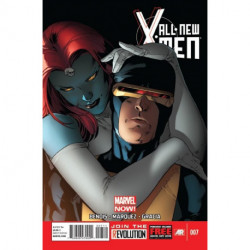 All-New X-Men Vol. 1 Issue 07