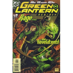 Green Lantern: Rebirth  Issue 4