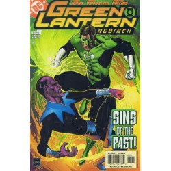 Green Lantern: Rebirth  Issue 5