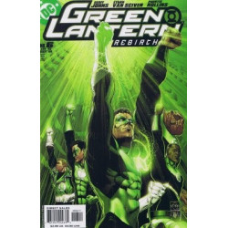 Green Lantern: Rebirth  Issue 6