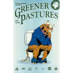 Greener Pastures  Issue 4