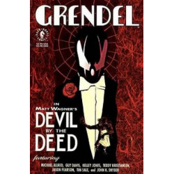 Grendel: Devil By The Deed Issue 1