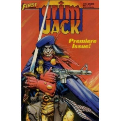 Grimjack  Issue 01