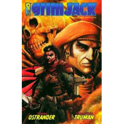 Grimjack: Killer Instinct  Issue Ashcan
