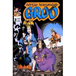 Groo  Issue 2