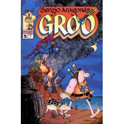 Groo  Issue 5