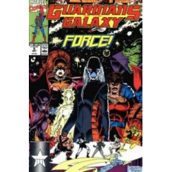 Guardians of the Galaxy Vol. 1 Issue 05