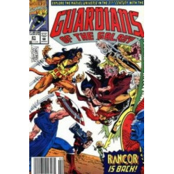 Guardians of the Galaxy Vol. 1 Issue 21